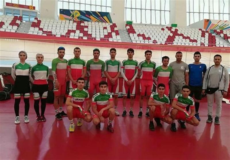 اعلام اسامی رکابزنان ایران در روز نخست قهرمانی پیست آسیا