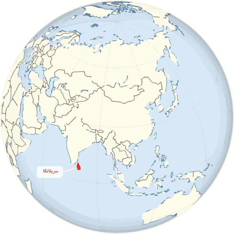 20 جاذبه سریلانکا که حتما باید ببینید