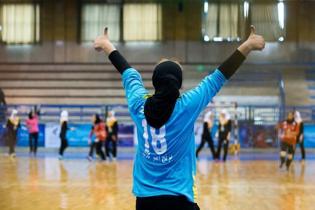 دیدار ایران - چین آغازگر مسابقات آسیایی هندبال بانوان