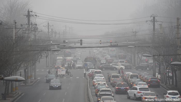 برنامه بزرگ و موثر چین برای مقابله با آلودگی هوا