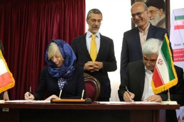 نشست علم، فناوری و نوآوری ایران و ایتالیا برگزار می گردد