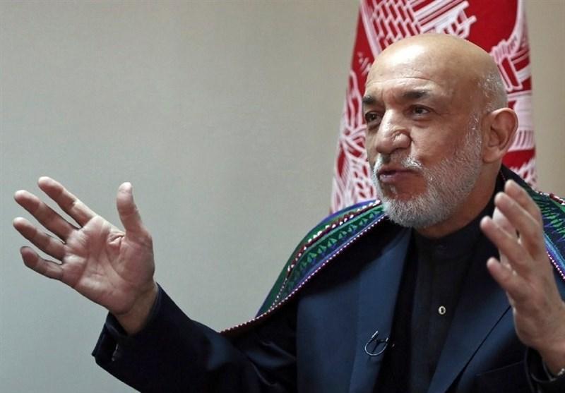 مخالفت رئیس جمهور افغانستان با حضور کرزی در نشست بین الافغانی چین