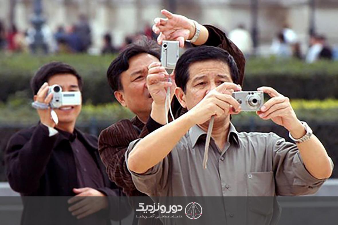 چینی ها به بازار گردشگری ایران هم نفوذ کردند!