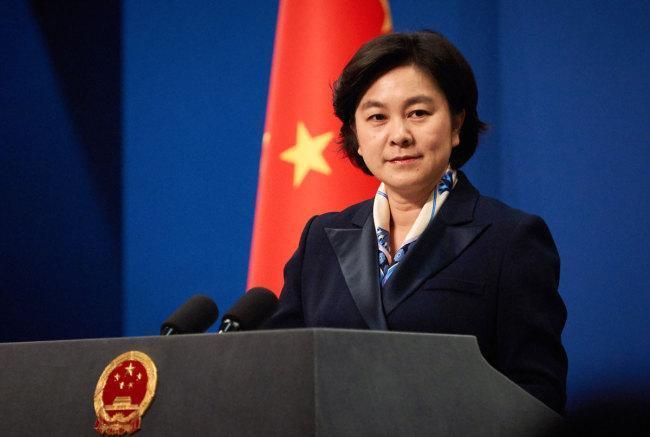 اقدام تلافی جویانه چین در قبال دیپلمات های آمریکایی