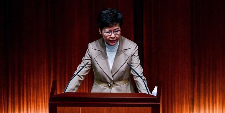 فرماندار هنگ کنگ درباره احتمال لغو خودمختاری این منطقه هشدار داد