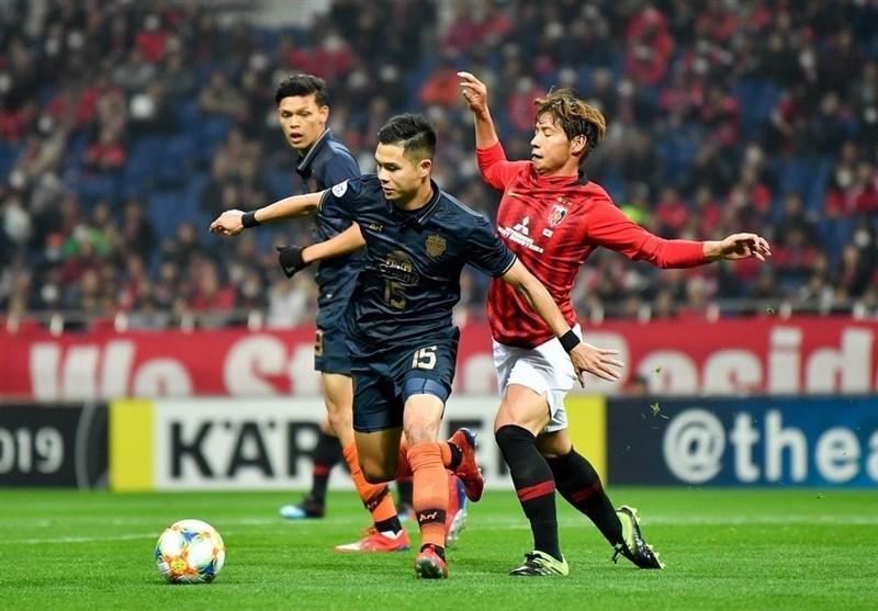 لیگ قهرمانان آسیا، امیدواری اوراوای ژاپن به صعود با پیروزی در تایلند