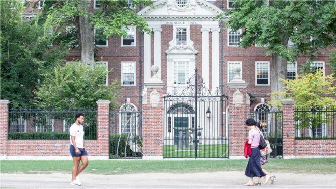 تحقیق درباره هدیه های چین و سعودی به دانشگاه های آمریکا ، هاروارد و ییل در صدر فهرست