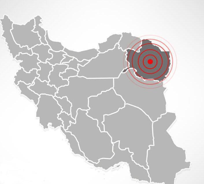 تیم های ارزیاب خسارت زلزله به سنگان خواف اعزام شدند