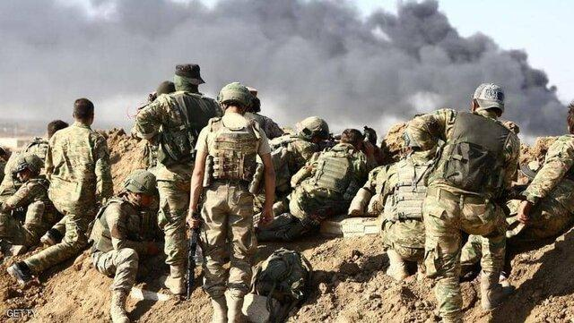 کشته شدن 2 سرباز ترکیه در شمال عراق و پاسخ آنکارا به حمله