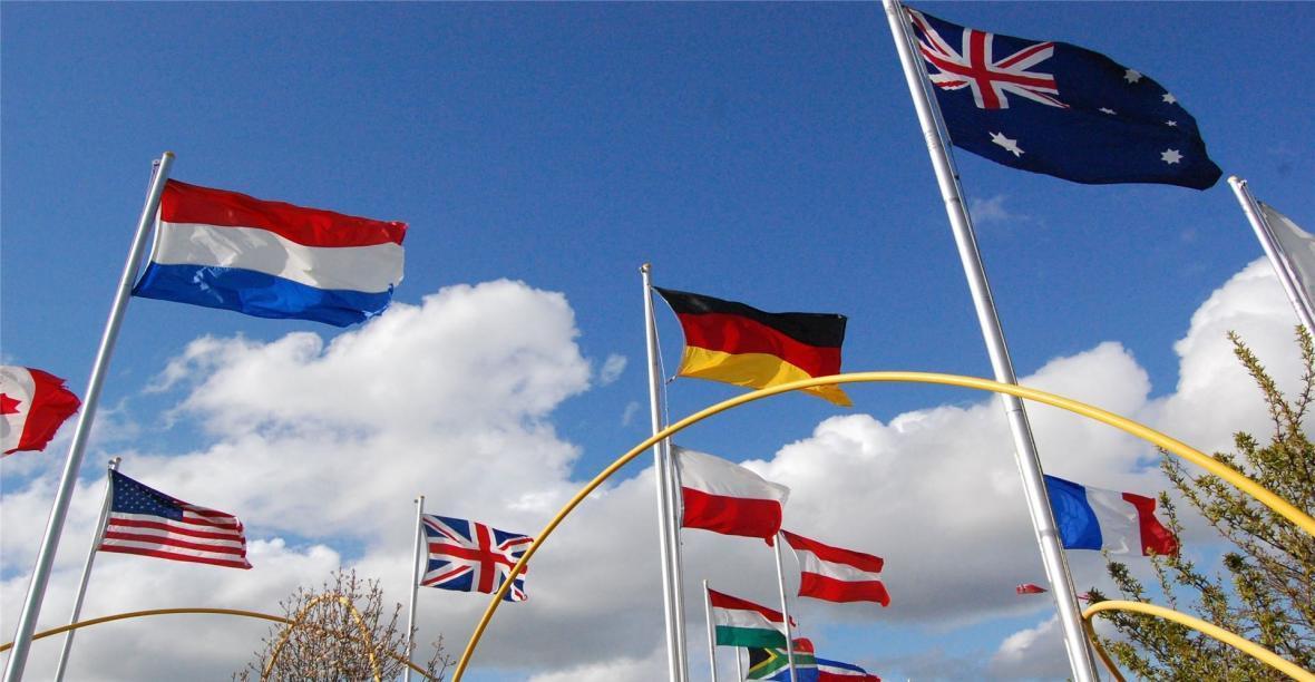 چه رازی در پرچم کشورهای جهان نهفته است؟