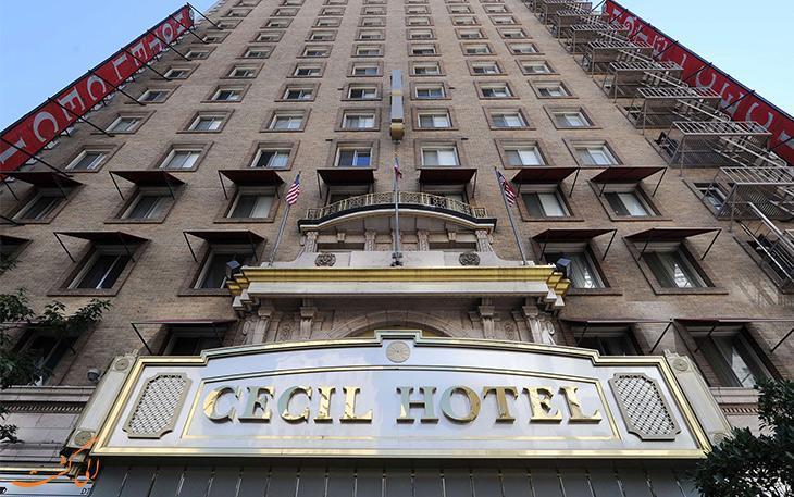 حوادث وحشت آور و تاریخچه ترسناک هتل سیسیل