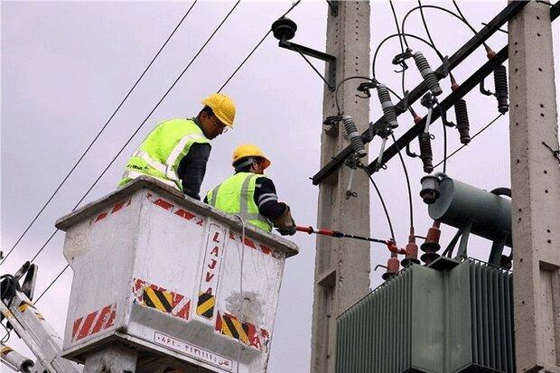 قطع برق بعضی نقاط شهرستان الیگودرز