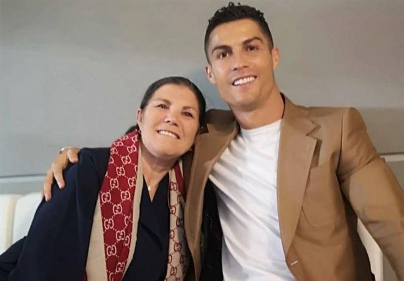مرسدس بنز، هدیه رونالدو به مناسبت روز مادر
