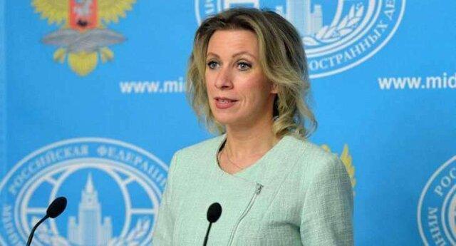 مسکو : تراژدی آمریکایی در جریان است، اتحادیه اروپا و گروه 7 کجا هستند؟