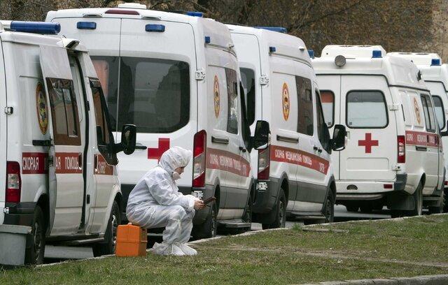 6719 بیمار، کمترین رقمِ مبتلایانِ کرونا طی 24 ساعت گذشته در روسیه
