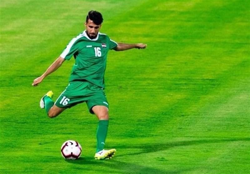 الفرات: بشار رسن آماده ترین و با ثبات ترین مهره تیم ملی عراق است