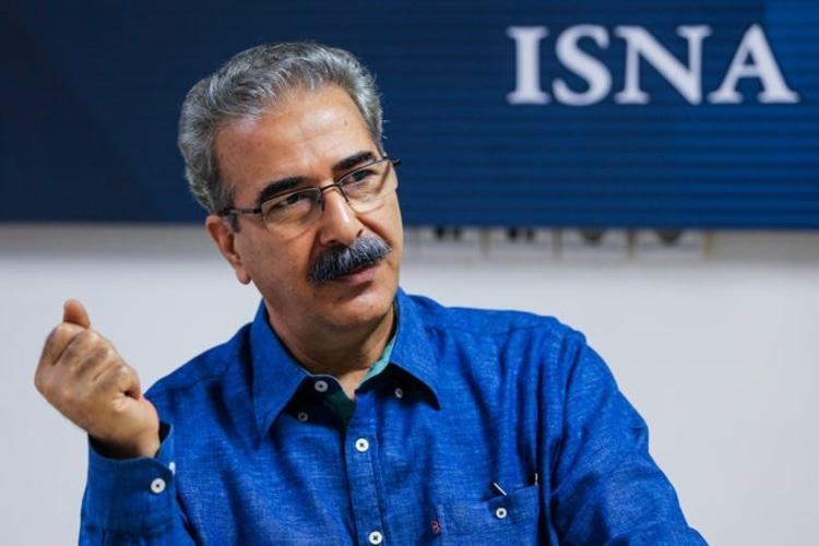 مسعود مهرابی مدیر مسئول ماهنامه فیلم، درگذشت