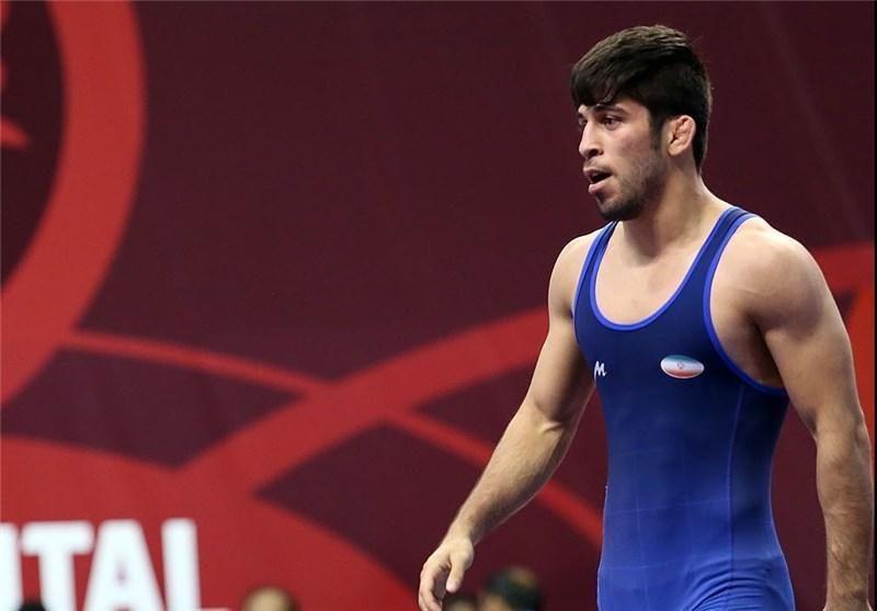 احسان پور: بعضی از ورزشکاران پول توجیبی هم ندارند، کادر فنی در مورد وزنم تصمیم می گیرد