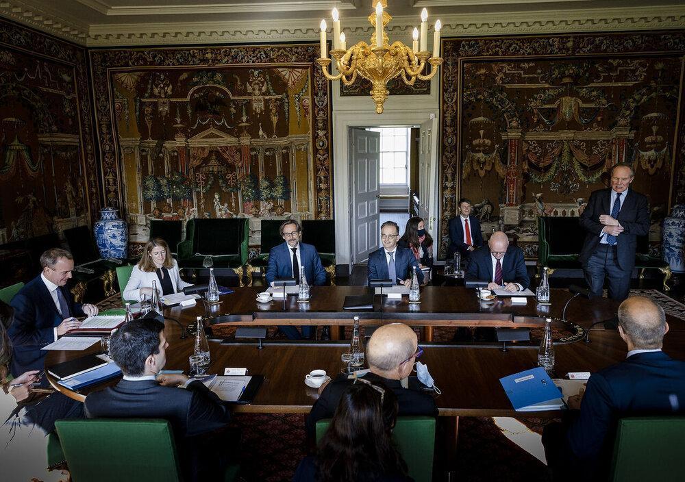اروپایی ها علیه تصمیم آمریکا علیه ایران توافق کردند