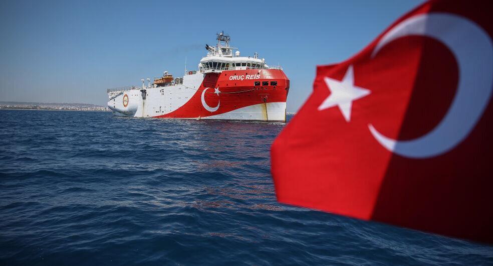 ترکیه در شرق مدیترانه به دنبال چیست؟