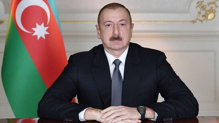 علی اف از آزادسازی یک شهر خبر داد
