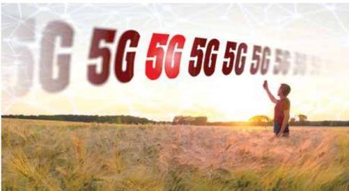 همه روستاهای امریکا زیر پوشش اینترنت 5G می فرایند