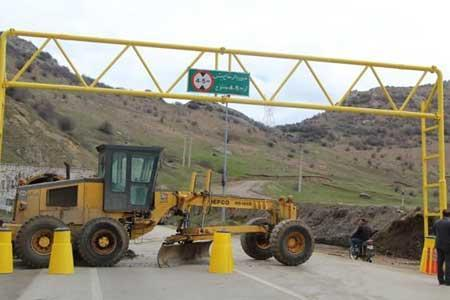 6 جاده مسدود است ، برف و باران در جاده های 3 استان