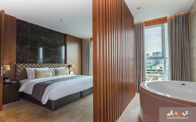 هتل لنکسر(Lancaster بانکوک)؛از اقامتگاه های 5 ستاره و لوکس پایتخت بانکوک