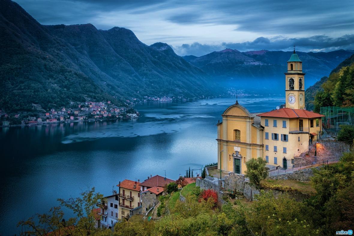 زیباترین دریاچه های اروپا را بهتر بشناسید