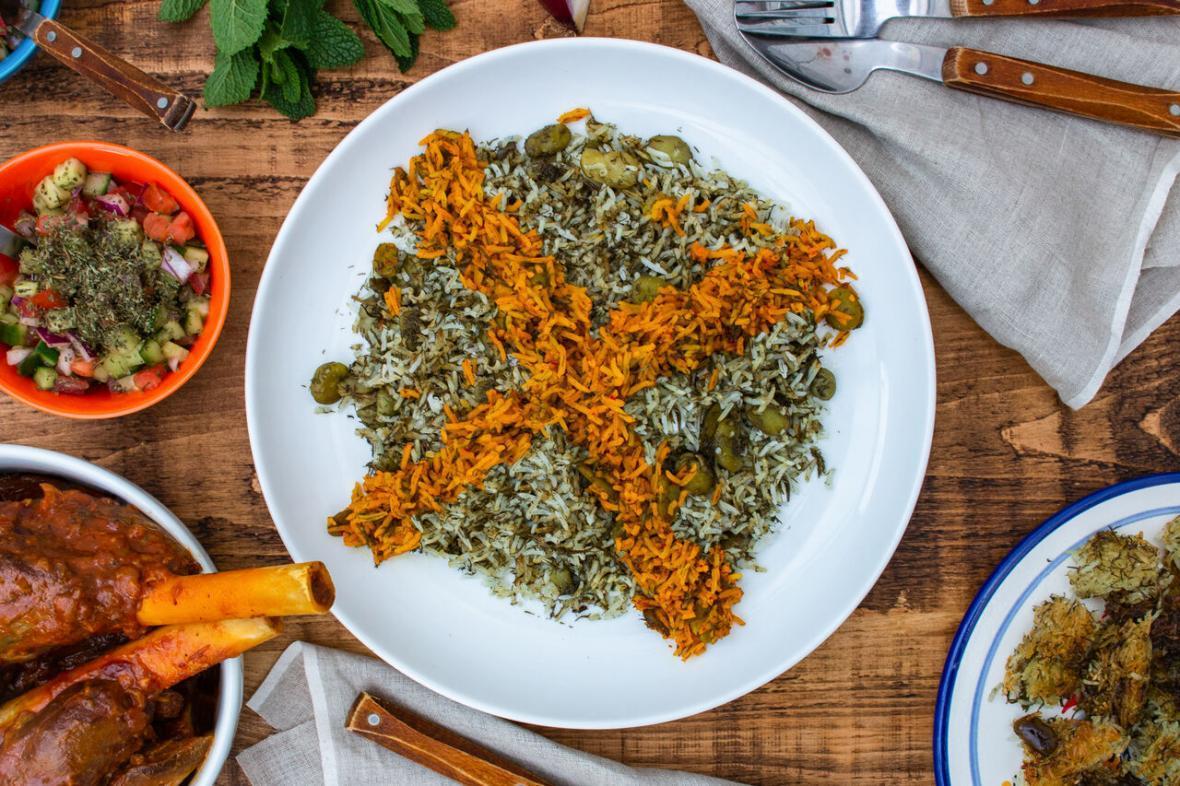 فوت و فن های طبخ باقالی پلو به روش رستورانی