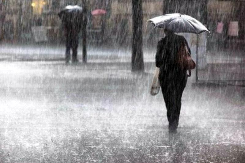 آغاز بارش&zwnjهای سراسری از فردا در استان تهران