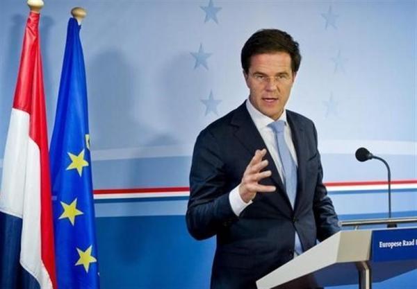 کابینه هلند استعفا کرد