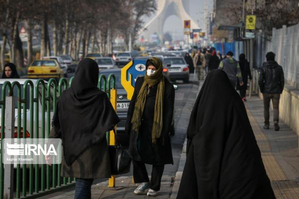 خبرنگاران تداوم آلودگی هوا در تهران و چند توصیه به تهرانی ها