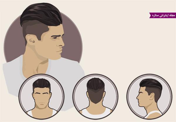 جدیدترین و جذاب ترین مدل موی مردانه