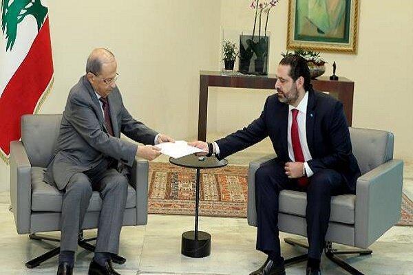 مواضع سعد الحریری عامل اصلی عدم تشکیل دولت لبنان است