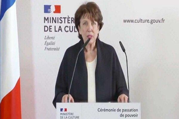 وزیر فرهنگ فرانسه به کرونا مبتلا شد