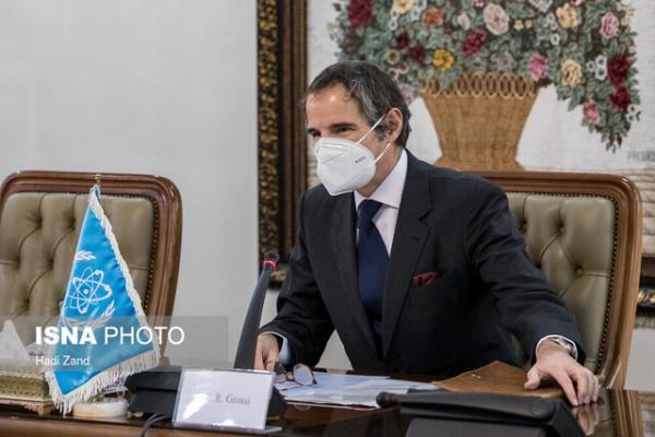 رافائل گروسی: توافق موقت آژانس با ایران فرصت گرانبهایی به دیپلماسی برای حفظ برجام داده است