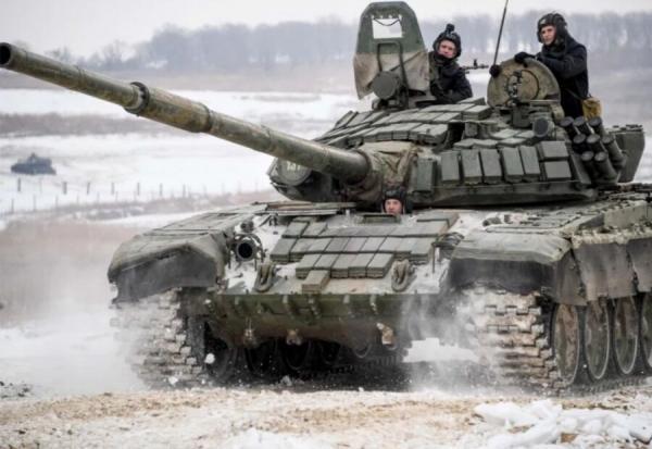 استقرار نیروهای روسیه در مرز اوکراین منجر به جنگ در اروپا می گردد