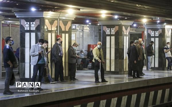 اعمال تغییر قیمت بلیت متروی تهران و حومه از ابتدای اردیبهشت ماه 1400