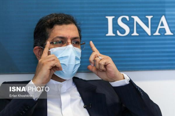 سخنگوی وزارت خارجه: برای ایران، روابط راهبردی با چین، اصالت و اهمیت ویژه دارد