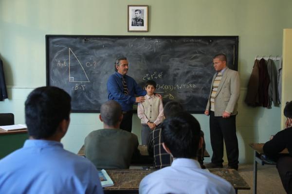 سریال صبح آخرین روز رونمایی شد، شهید شهریاری بر قاب تلویزیون