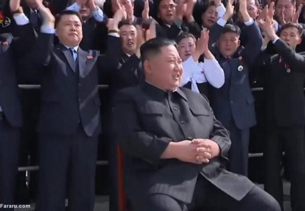 (ویدئو) استقبال عجیب از کیم جونگ اون در سایه کرونا