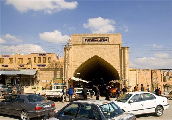معرفی تاریکه بازار یا همان بازار قدیمی کرمانشاه، عکس