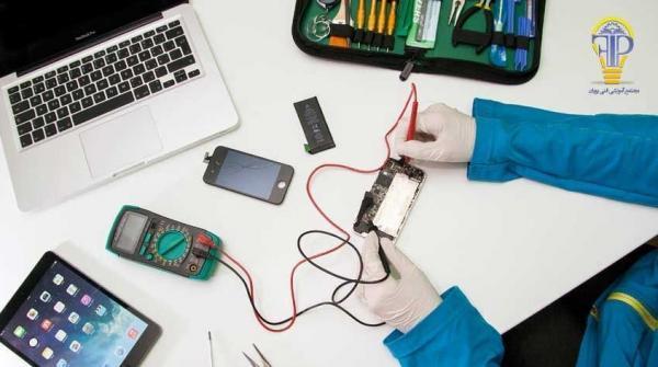 درآمد یک تعمیرکار موبایل چقدر است؟