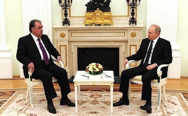 پوتین: از تاجیکستان دفاع می کنیم