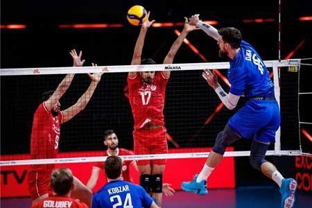 شکست تیم ملی ایران برابر روسیه ، امتحان جوانان برای روزهای سخت