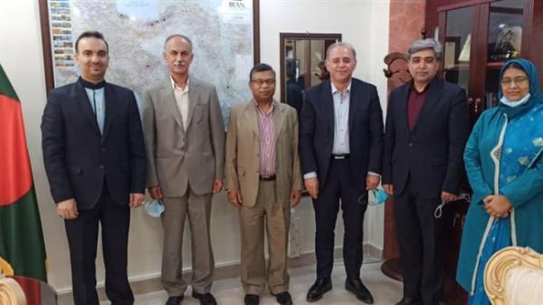 ظرفیت های همکاری و سرمایه گذاری مشترک ایران و بنگلادش آنالیز شد