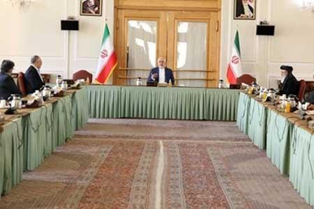 بیانیه پایانی مذاکرات بین الافغانی در تهران منتشر شد