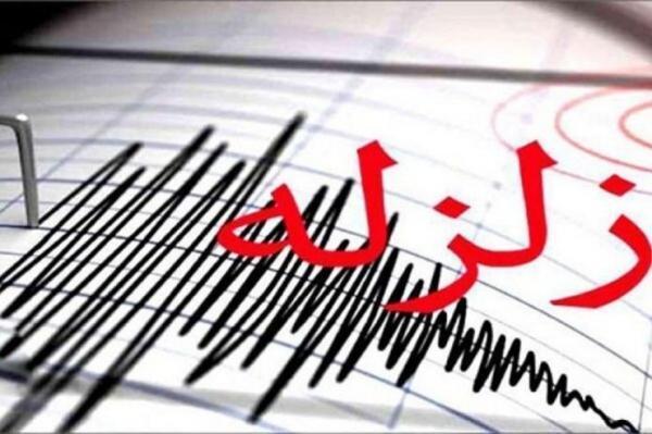 وقوع زمین لرزه در استان بوشهر
