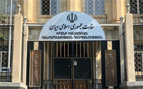 تکذیب ادعای بازداشت نظامیان ارمنستان در ایران